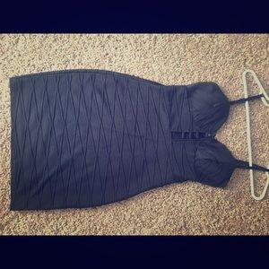 Eclipse Black Dress